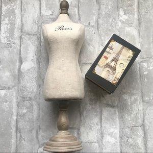 PARIS Jewelry holder + Eiffel Tower Gift Box